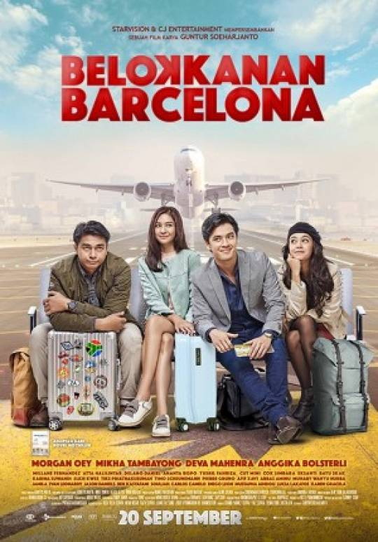 [Review] Belok Kanan Barcelona