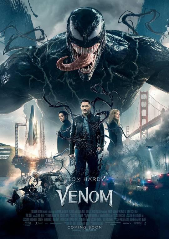 Venom: Betapa Mudahnya Alien Bertaubat
