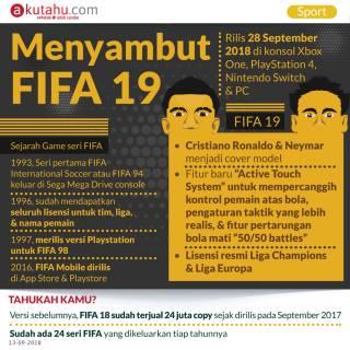 Menyambut FIFA 19