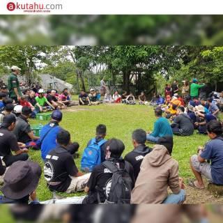 Cegah Kerusakan Alam, Penghijauan Kembali di Gunung Mangkol