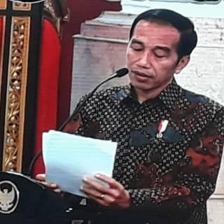 Jokowi Berharap Akuntan di Indonesia Serba Cepat