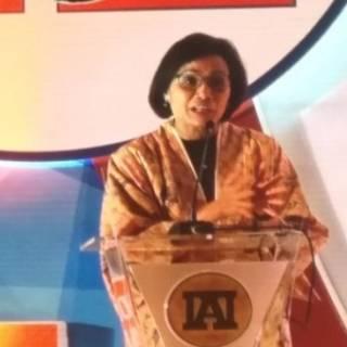 Menteri Keuangan RI Berharap IAI Jadi Tempat Rujukan Orang Awam