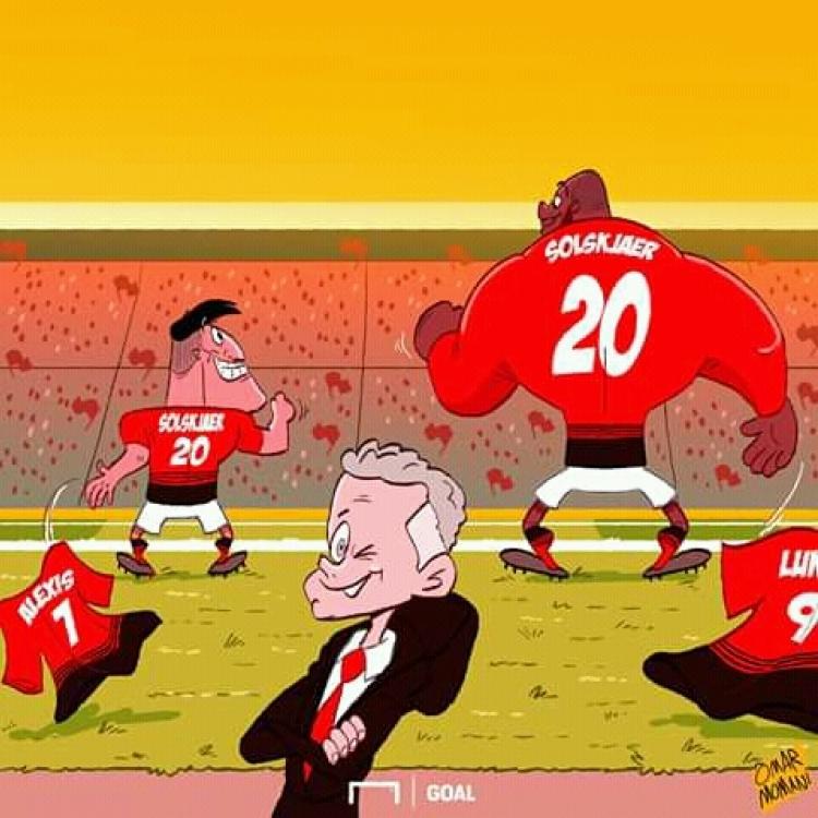 Sempat Terseok, Manchester United Bangkit Lagi