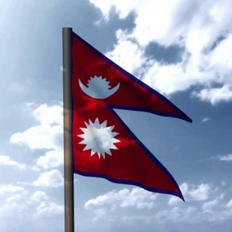 Uniknya Bendera Nepal, Menggambarnya Harus dengan Rumus