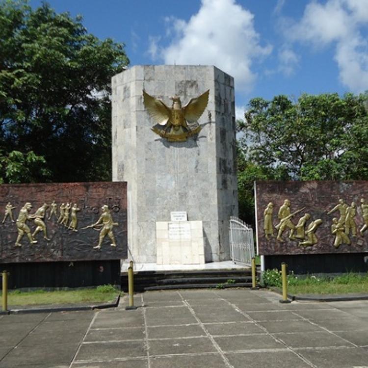 Makam Juang Mandor, Saksi Kekejeman Jepang di Kalimantan Barat