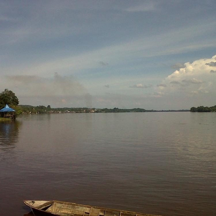 Meriam Lela, Ratusan Tahun di Dasar Sungai Kapuas