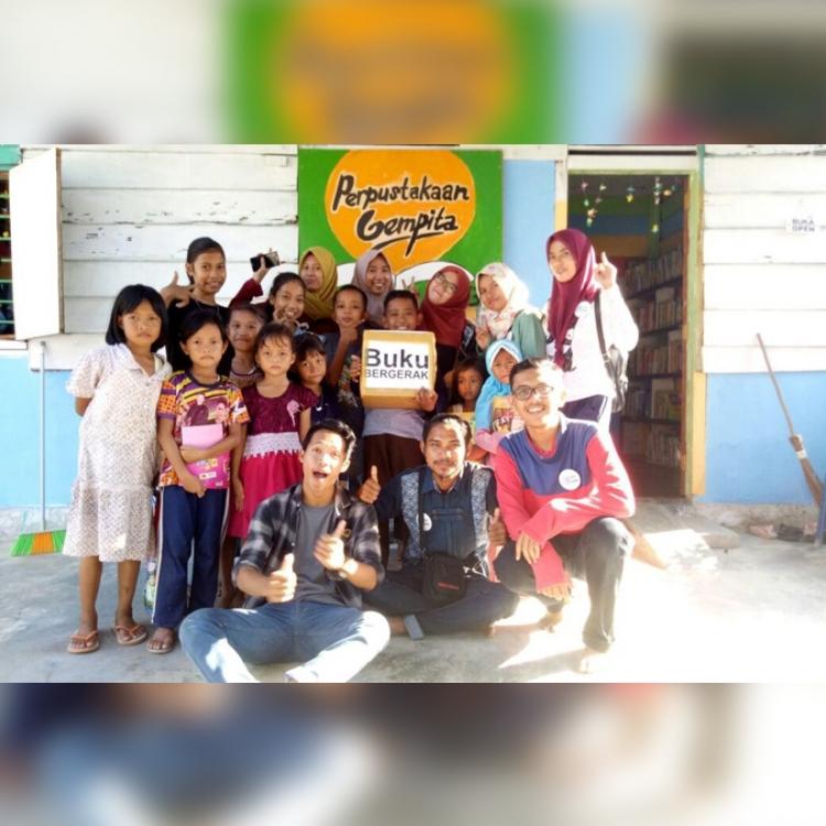 Berkenalan dengan Komunitas Aksi Baik Bangka Belitung