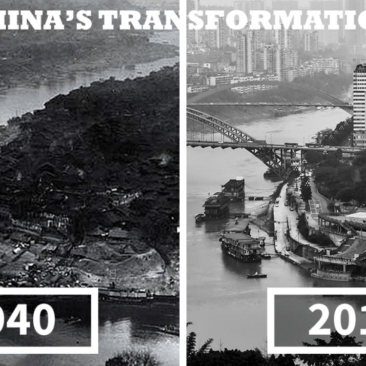 Transformasi Tiongkok, Negara Para Pebisnis Top Global