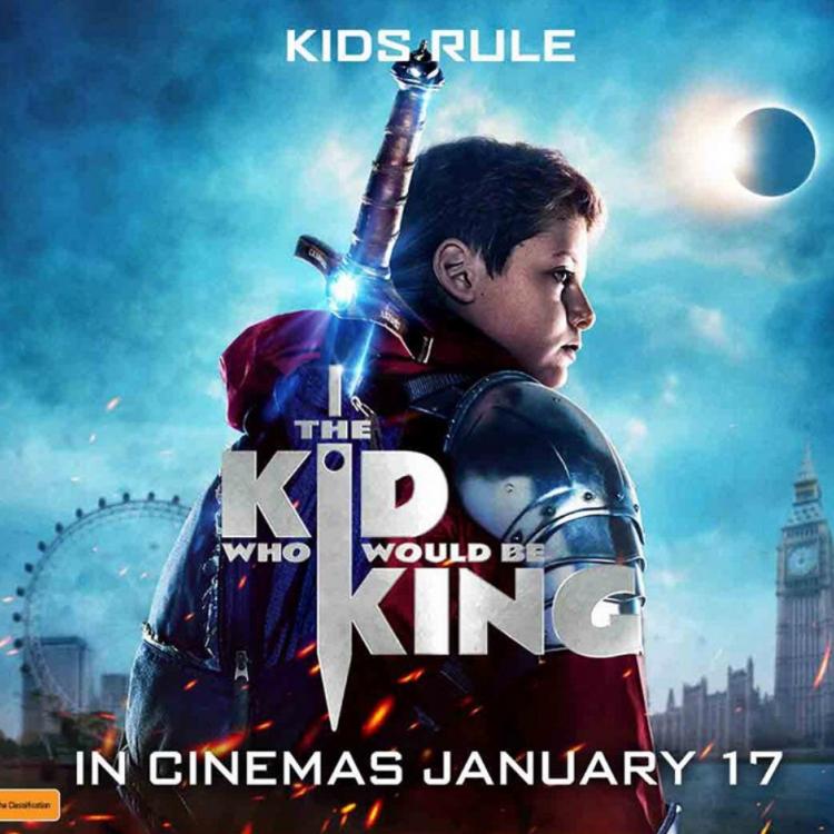 The Kid Who Would Be King, Sajikan Petualangan Menarik Bertema Sejarah Inggris