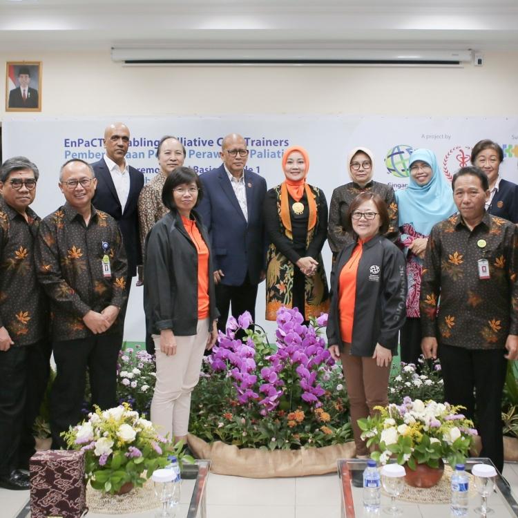 Singapura dan Indonesia Kerja Sama Tingkatkan Kualitas Hidup Pasien