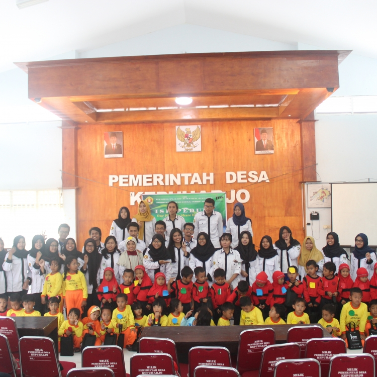UPN Veteran Yogyakarta Menjadi Pahlawan di Desa Kepuharjo