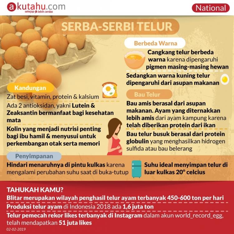Serba-Serbi Telur