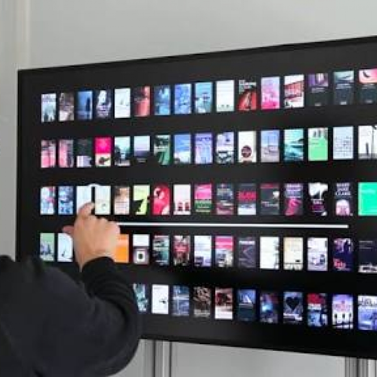 Mudahnya Membaca Buku di Perpustakaan Digital