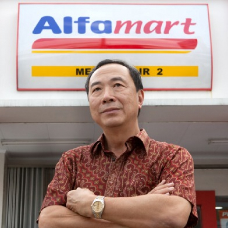 Yuk, Kenalan dengan Pendiri Alfamart
