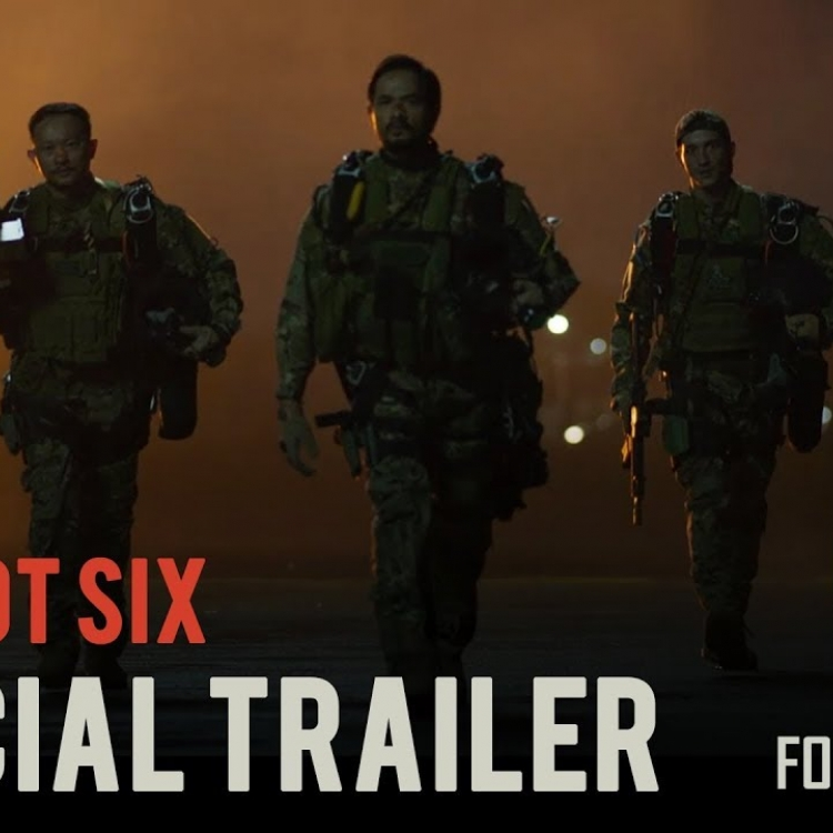 FOXTROT SIX - Official Trailer