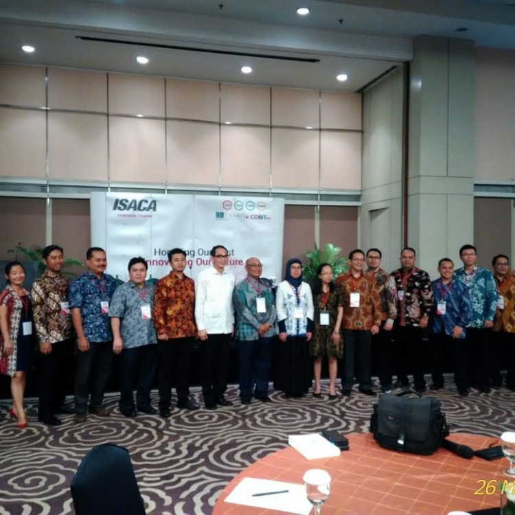 Presiden Baru ISACA Indonesia Chapter Terpilih