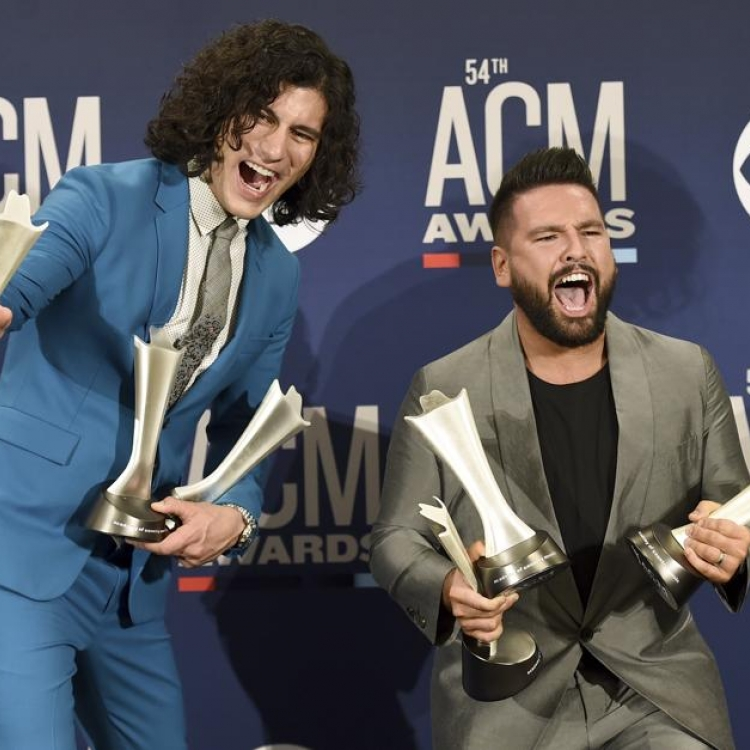 Meriahnya Academy of Country Music Awards 2019