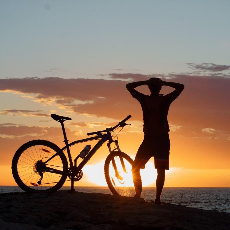 Bike to Sunset di Batam Ciptakan Gaya Hidup Sehat Masyarakat