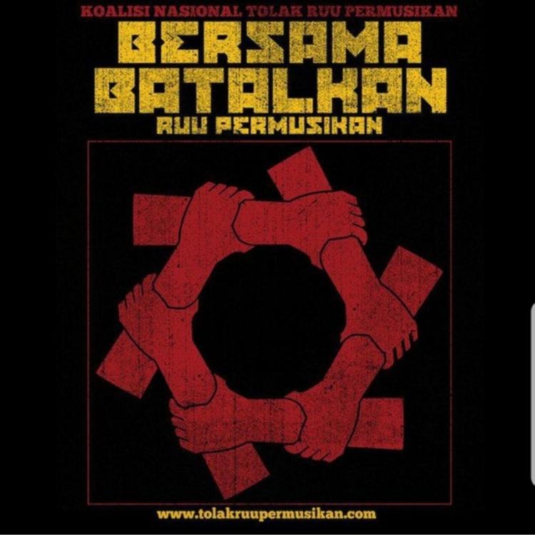 RUU Permusikan Dicabut, Musisi Indonesia Bersuka Cita