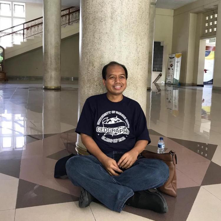 Sutopo Meninggal, BNPB Belum Cari Pengganti