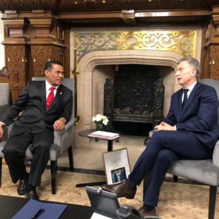 Indonesia Mulai Tingkatkan Ekspor Pertanian ke Argentina