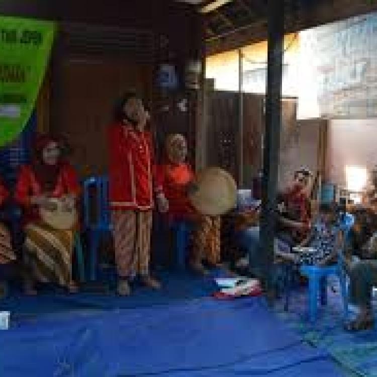 Tingkilan, Musik Tradisional Ibukota Baru