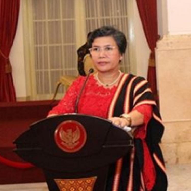 Lili Pintauli Siregar, Wanita Tangguh Capim KPK 2019-2023