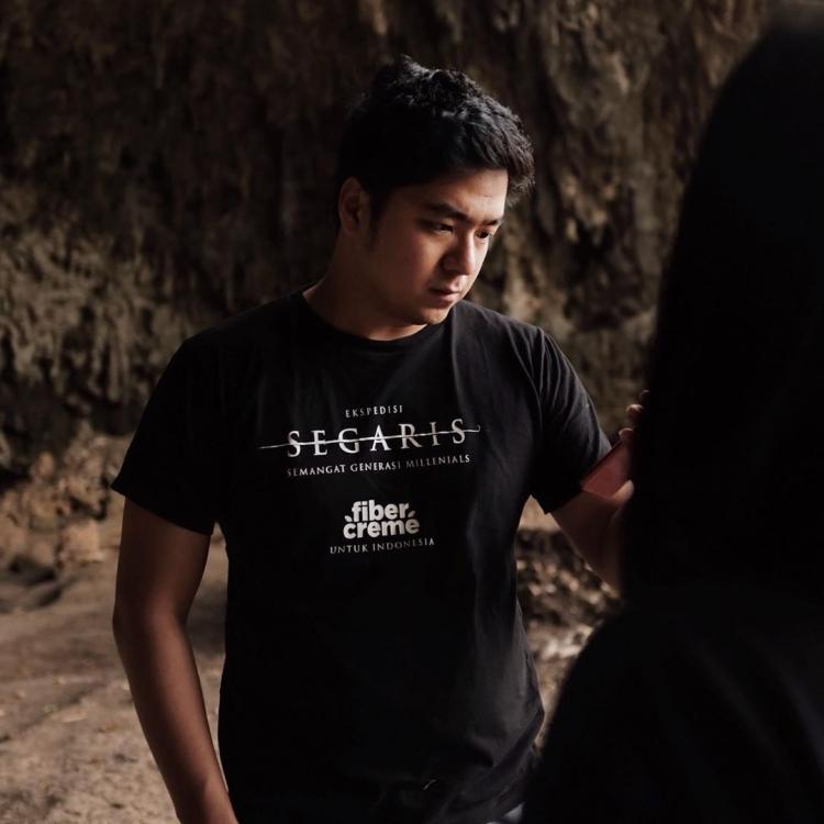 Kevin Hendrawan Berkeliling Indonesia Memperkenalkan Alam & Budaya
