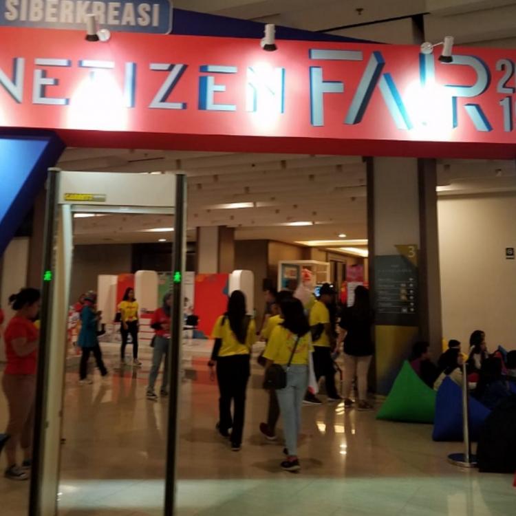 Di Netizen Fair 2019, Warganet Diharapkan Sopan Saat Beri Kritikan