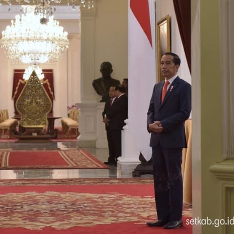Jokowi Panggil Tokoh-tokoh Terkenal ke Istana, Ada Apa?