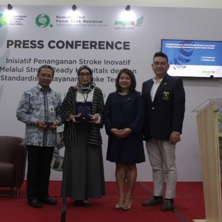 Indonesia Butuhkan Lebih Banyak Rumah Sakit Tangani Stroke