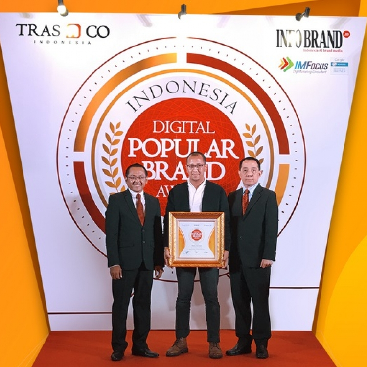 TrueMoney Indonesia Raih Penghargaan Bergengsi Indonesia