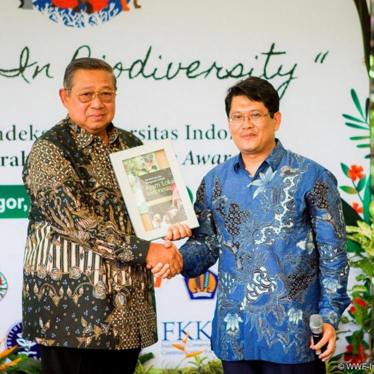 Biodiversity Award 2019, Demi Puspa dan Satwa Indonesia yang Beragam
