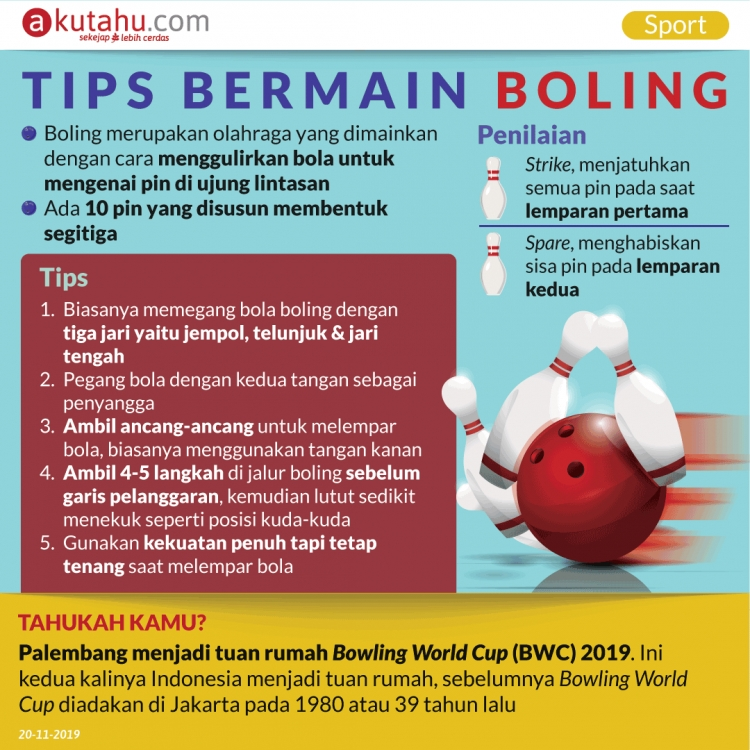 Tips Bermain Boling
