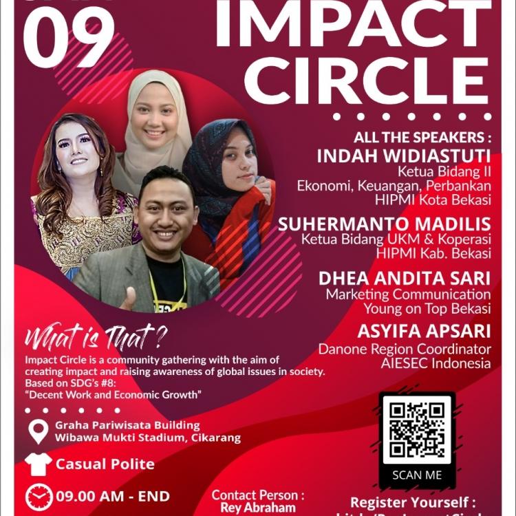 Yuk, Datang ke Impact Circle 2020