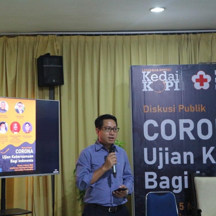 Virus Corona, Ancaman dan Panic Buying