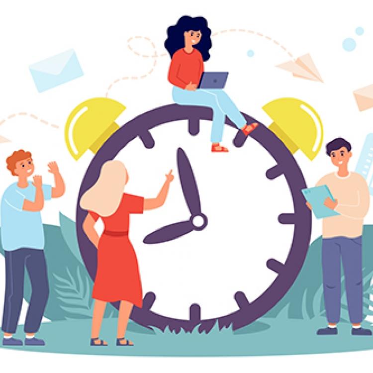 Perluas Koneksi dan Belajar Manajemen Waktu