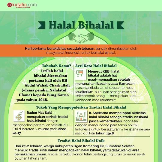 Halal Bihalal