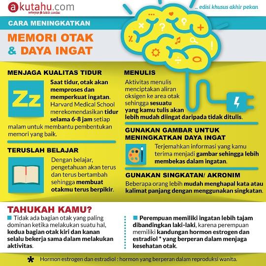 Memori Otak & Daya Ingat
