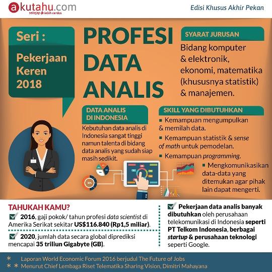 Profesi Data Analis