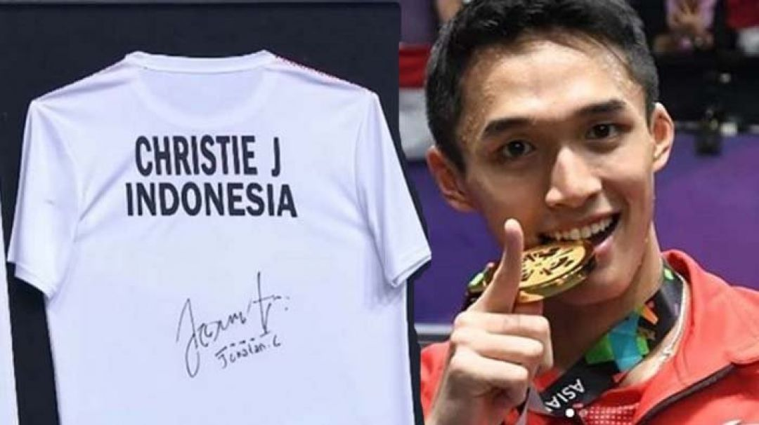 Kaos Jojo Terjual 400 Juta di Pelelangan, Hasilnya Disumbangkan untuk Korban Gempa Lombok