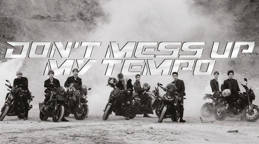 Exo Rilis Teaser Album Baru