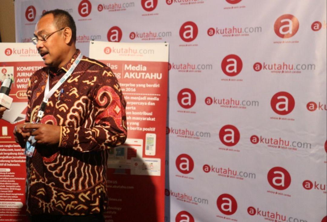Wakil Ketua BPK Tanggapi Positif Kemajuan Digital dan Keberadaan Media Positif