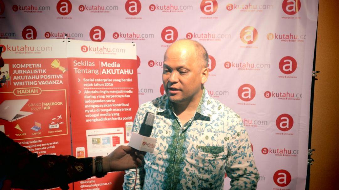 Ilham Habibie Peringatkan Teknologi Juga Punya Sisi Negatif
