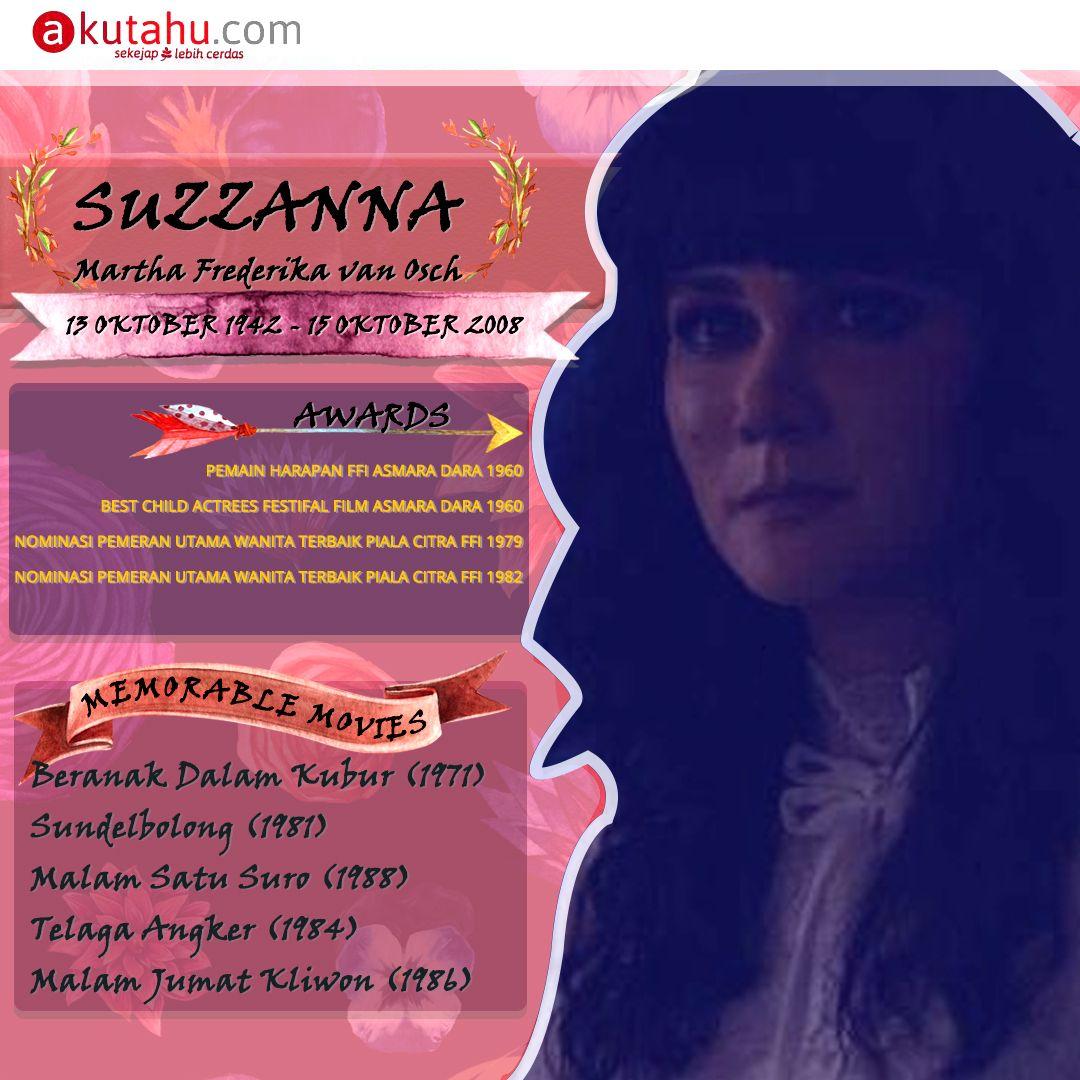Suzanna, Si Ratu Horror Indonesia