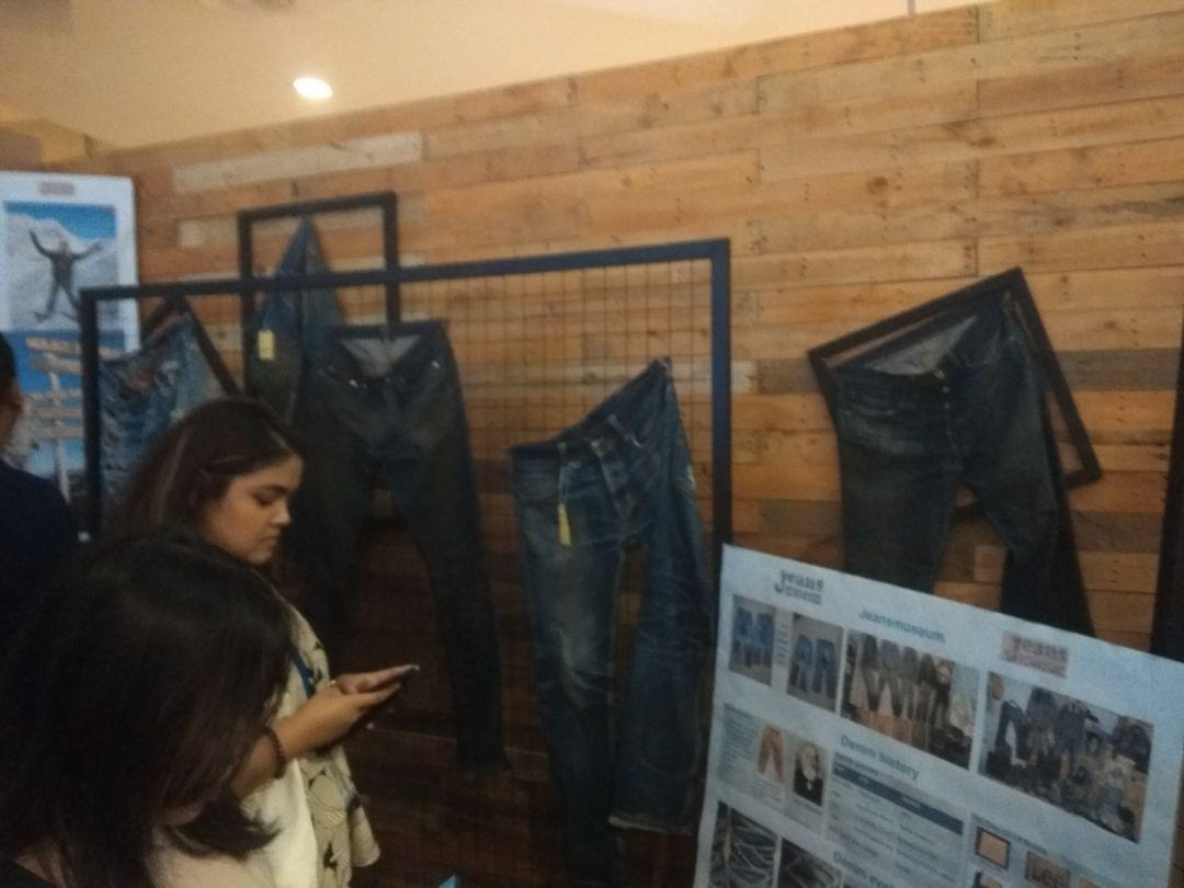 Wall of Fades: Melihat Potensi Denim Indonesia yang Mendunia