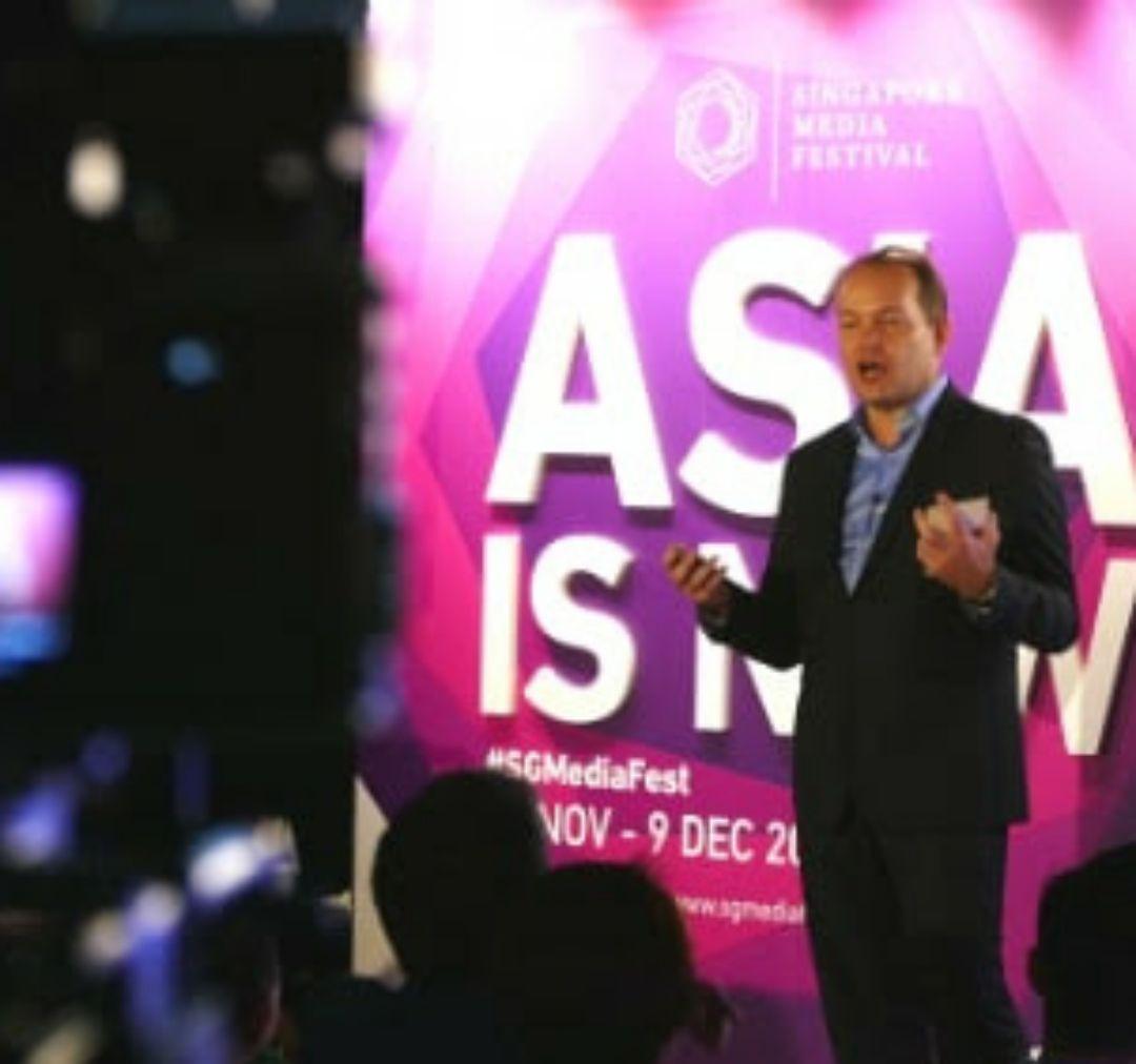 Komunitas Media Terbesar di Asia Bertemu di Singapura