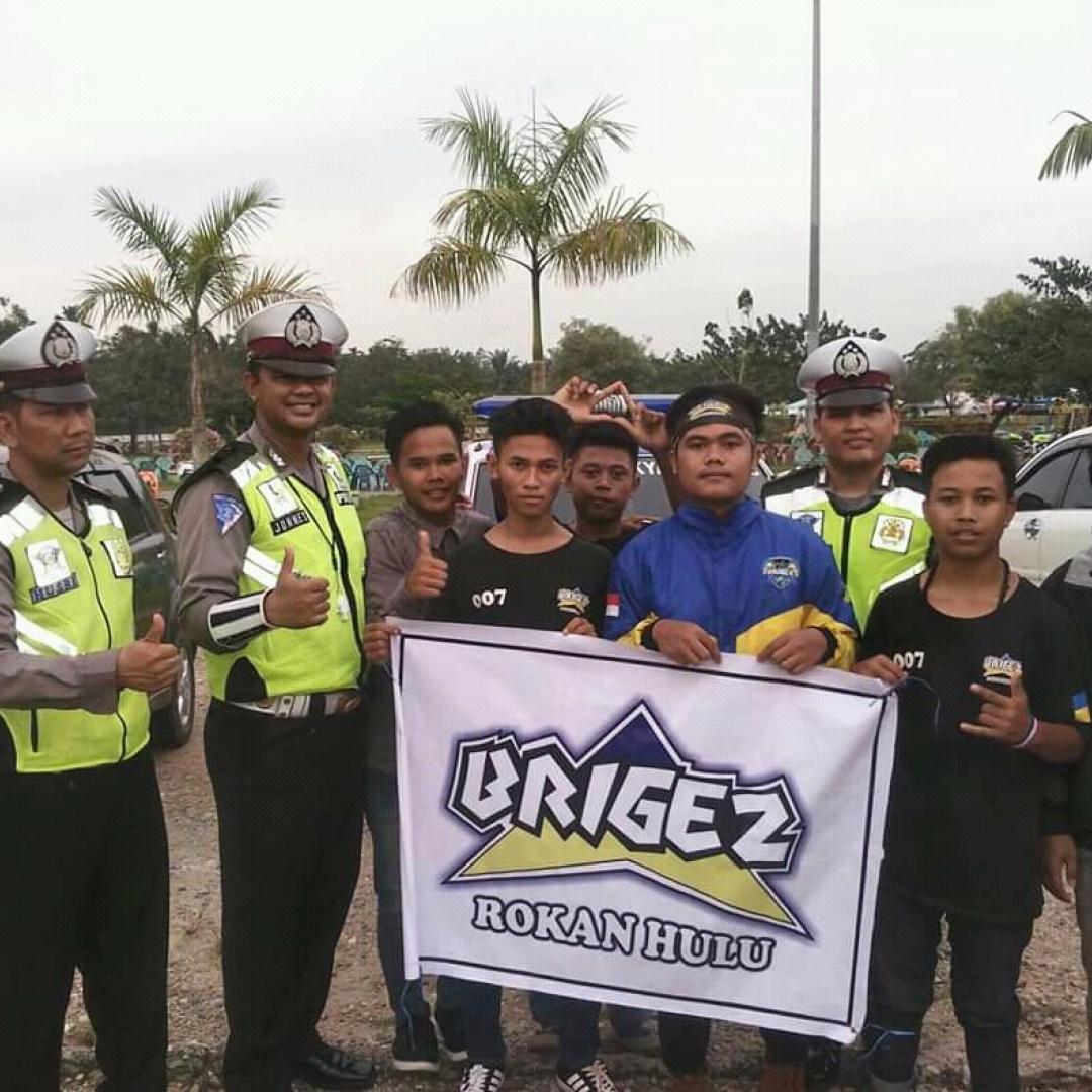 Brigez, Komunitas Otomotif dengan Kegiatan Positif