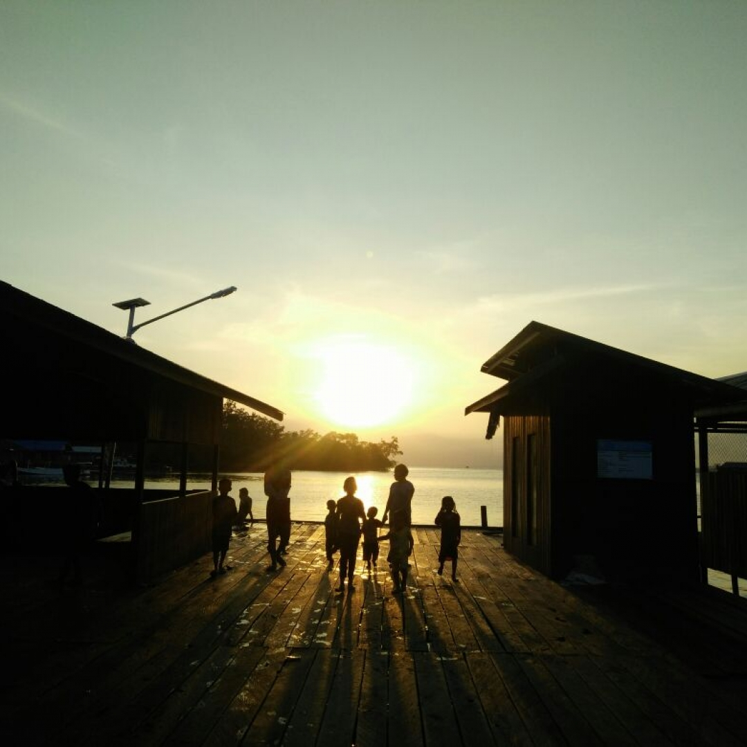 Pulau Miang, Zamrud Hijau Khatulistiwa dari Timur