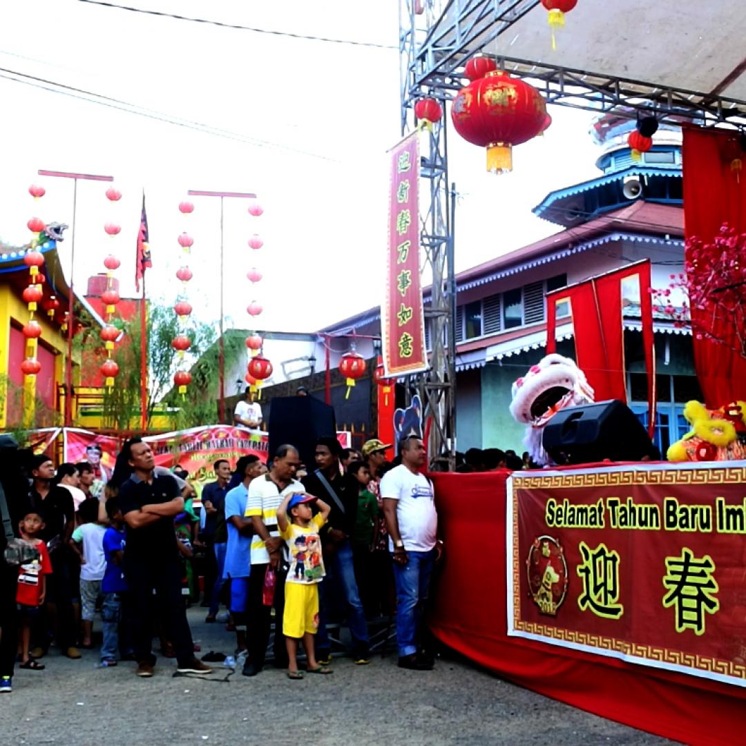 Sanggau, Kota Toleran yang Sesungguhnya